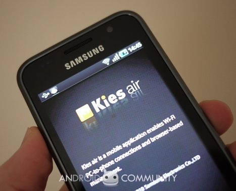 Kies Samsung is an amazing software for you | smartphone reviews | Scoop.it