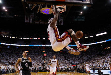Miami Heat gana a San Antonio Spurs 103-84 el segundo juego de la final ... - Huffington Post | NBA Finals 2013 | Scoop.it