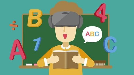 Virtual Reality In The Classroom: Is Virtual Reality Making A Comeback In Education? | For all things elearning and mLearning | Scoop.it