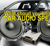 What You Should Know About Car Audio Speakers | Better Internet Visibility | Scoop.it
