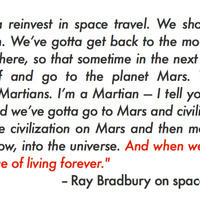 "This ""lost"" interview with Ray Bradbury is the best thing you'll listen to today 