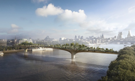 London's Garden bridge: 'It feels like we're trying to pull off a crime' | The Urban Canvas | Scoop.it