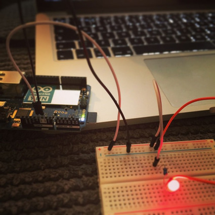 Insta-Arduino | #circuits and #arduino with the girl. Her mind! by... | Raspberry Pi | Scoop.it