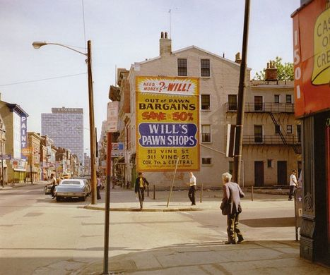 Stephen Shore: Uncommon Places: The Complete Works | PHOTOGRVPHY | Visual Culture and Communication | Scoop.it