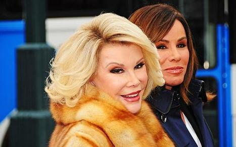 Joan Rivers remembered during special episode of Fashion Police - Entertainment Weekly | CLOVER ENTERPRISES ''THE ENTERTAINMENT OF CHOICE'' | Scoop.it