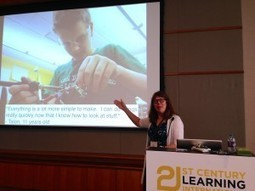 My favorites list for classroom making and makerspaces at ISTE 2014 | Maker Space | Scoop.it