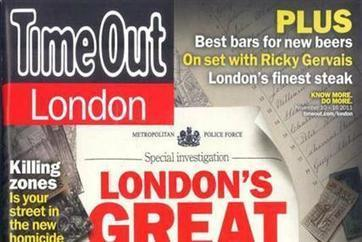 Time Out prepares to launch online Social TV guide | Social TV & Second Screen Information Repository | Scoop.it