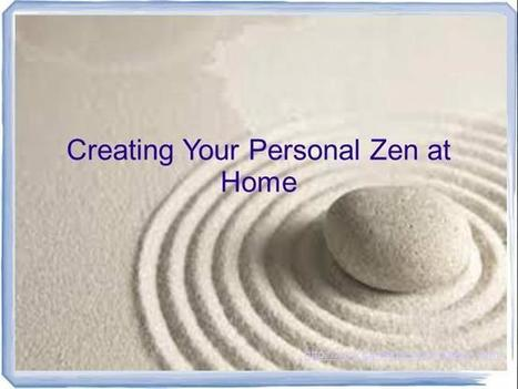 Personal Zen Ppt Presentation | Decorative Waterfall Fountains | Scoop.it