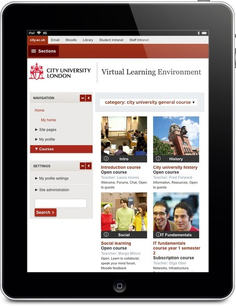 Making Moodle Multi-device Friendly with Bootstrap | Linguagem Virtual | Scoop.it