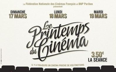 Printemps du Cinéma - RTL | Actu Cinéma | Scoop.it
