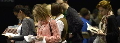 Le livre papier résiste mieux que prévu au numérique. Mais pourquoi? | Bibliothèque et Techno | Scoop.it