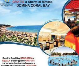 Soggiorno gratuito al Domina Coral Bay di Sharm el Sheick | Wiilo | Wiilo a new city experience | Scoop.it