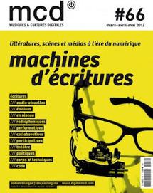 Prospective du Livre: Hier soirée de lancement des Machines d ...   Littératures numériques en Bibliothèque ?   Scoop.it