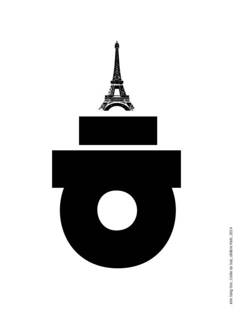 Célébrer Paris | Fête du graphisme | Actu com' | Scoop.it
