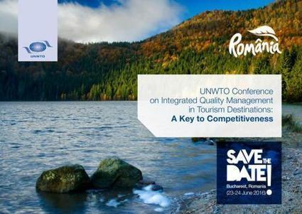 International Conference on Integrated Quality Management in Tourism Destinations | Destination Management & Quality Programme | qualité tourisme wallonie | Scoop.it