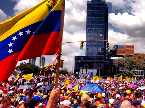 Why Americans Should Care about Venezuela's Fight for Freedom | History and Social Studies in Seconday Education | Scoop.it