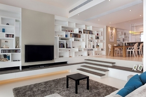 Step Up The Style Quotient Of Your Interiors With Sunken ... - Decoist | real estate | Scoop.it