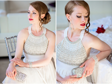 Style Unveiled - Style Unveiled  |  A Wedding Blog - Red, White, and Blue Wedding Inspiration PartII | wedding | Scoop.it