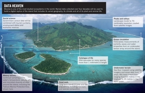 Tropical paradise inspires virtual ecology lab | Science&Nature | Scoop.it