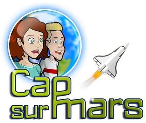 Cap sur Mars - Le jeu de découverte des métiers | Jeux éducatifs | Scoop.it