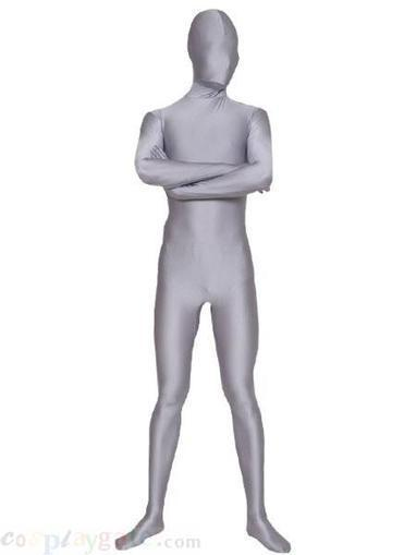 Gray lycra zentai suit Free Shipping - wholesale Unicolor Zentai Suits - wholesale Lycra Spandex Zentai Suits - wholesale Catsuits & Zentai - CosplayGate.Com | zentai costumes,zentai costumes wholesale | Scoop.it