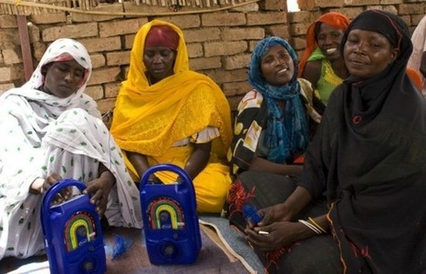 Radio keeps Darfur refugees in Chad alive, informed and hopeful | moonofthesouth.com | African News | Scoop.it