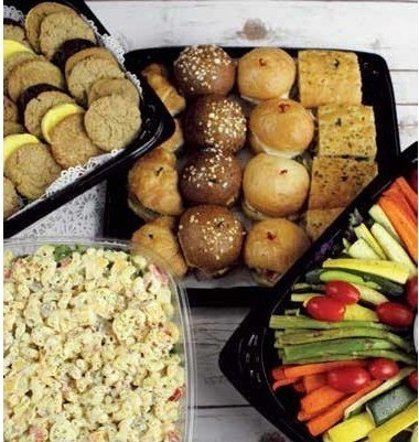 Back to School Combo Party Platters| Ingallina's Box Lunch Seattle | Party Platters | Scoop.it