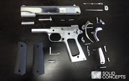 Impression 3D : une entreprise texane produit des armes à feu en métal   Veille Technologique   Scoop.it