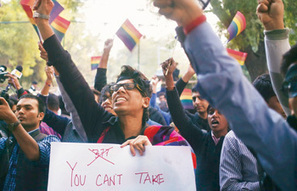 Judge ignored affidavits in gay ruling: Lawyers for LGBT community : North, News - India Today | homosexuality | Scoop.it