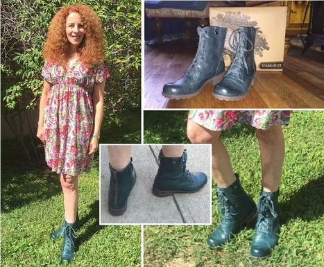 Boots Crafted For Fashion Forward Comfort: Cobb Hill Review | Carol Ruth Weber | Living style | Scoop.it
