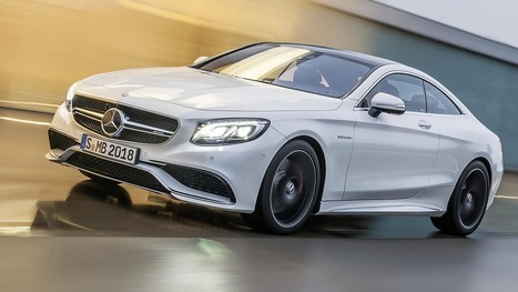 2015 Mercedes-Benz S63 AMG 4MATIC Coupe | News | Scoop.it