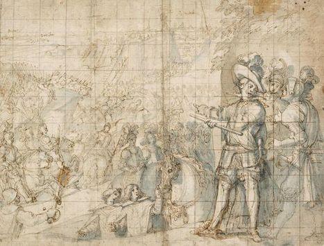 El hechizo del dibujo español | Rebollarte | Scoop.it