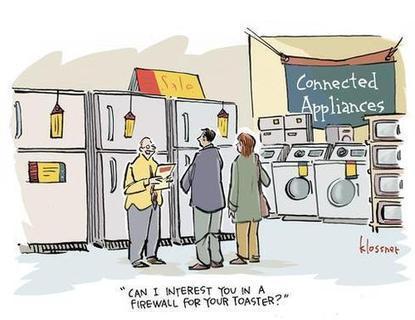 Humor: What Your Toaster Needs Now | SecurityCrunch | Scoop.it