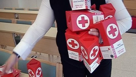 Finnish Red Cross demands first aid training in schools | Finland | Scoop.it