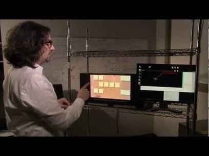Applied Sciences Group: Interactive Displays: Seeing Displays