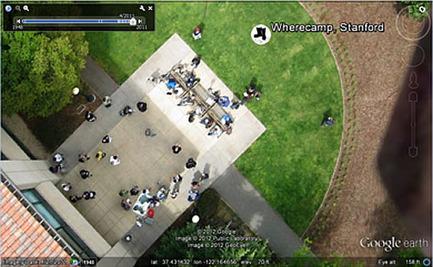 Google Earth utilise aussi des ballons et des cerf-volants pour ses prises de vues | #VeilleDuJour | Scoop.it
