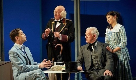 You Never Can Tell – George Bernard Shaw Abbey Theatre, Dublin | The Irish Literary Times | Scoop.it