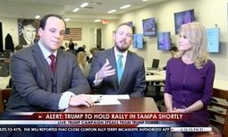 Trump TV launches on Facebook: live from New York, it's the far right | Periodismo Global | Scoop.it