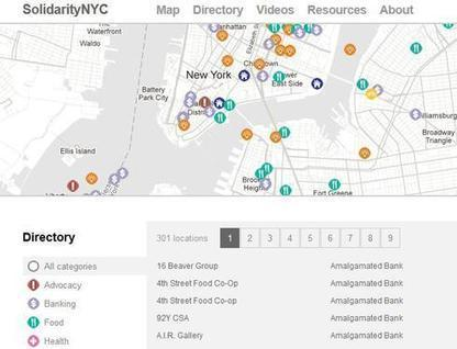 Shareable: How to Map the New Economy in Your City | Peer2Politics | Scoop.it
