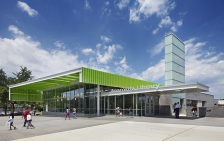 2013 AIA/ALA Library Building Awards Announced | architecture | Scoop.it