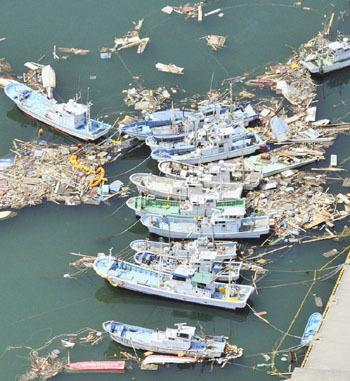 [Eng] 90% de la flotte de pêche du Tohoku perdue | The Japan Times Online | Japon : séisme, tsunami & conséquences | Scoop.it