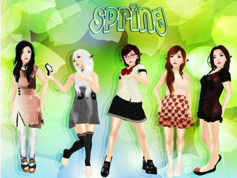 Dolly Loli: Best of the Kiyomizu Spring Hunt | Dreamlands | Scoop.it