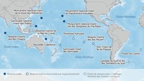 Les aires marines protégées du Pacifique | Biodiversité & Relations Homme - Nature - Environnement : Un Scoop.it du Muséum de Toulouse | Scoop.it