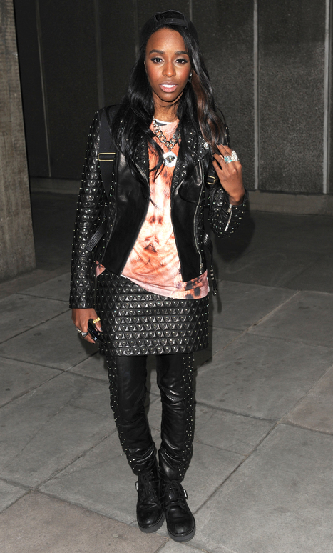 Angel Haze chose to wear Versace. | fashion and runway - International Version | Scoop.it