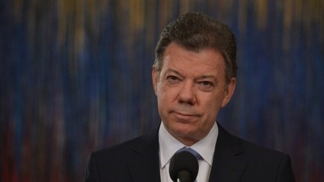 Santos está dispuesto a dialogar con el líder de las FARC ... - RT en Español - Noticias internacionales | Dialogos de Paz | Scoop.it