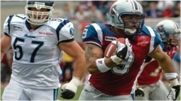 Les Alouettes embauchent six joueurs - RDS   Habs Fan et autres sports   Scoop.it