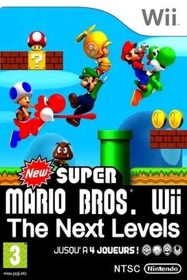 New Super Mario Bros Wii 2 The Next Level [Multi]   Vivlawii   Scoop.it