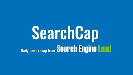 SearchCap: Bing Shopping Campaigns Updates, SEO For Local Businesses & Google's Halloween Doodle | Web Site Development and Marketing | Scoop.it