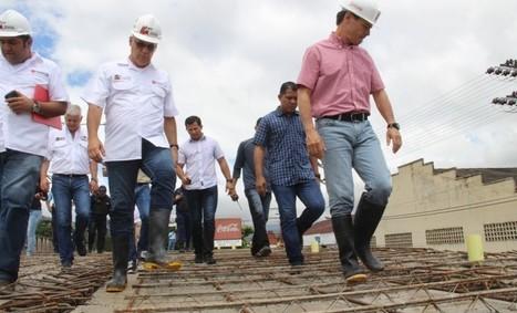 Presidente del IVT asegura que en nueve días concluirá obra del Distribuidor de Puente Real | EL MUNDO CON JULIA VERONICA | Scoop.it