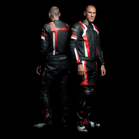 RST Blade Leather Jacket | Motorcycle Industry News | Scoop.it